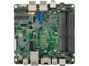 Intel® NUC5i5MYBE mini-PC alaplap - Intel® Core™ i5 Processzor-5300U