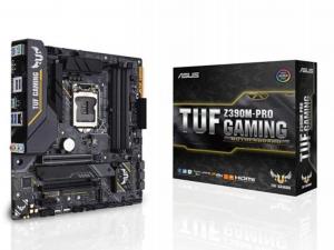 ASUS TUF Z390M-PRO GAMING alaplap - s1151, Intel® Z390, mATX