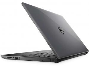 Dell Inspiron 3576 15.6 FHD, Intel® Core™ i7 Processzor-8550U, 8GB, 256GB SSD, AMD Radeon 520 - 2GB, Win10H, fekete notebook