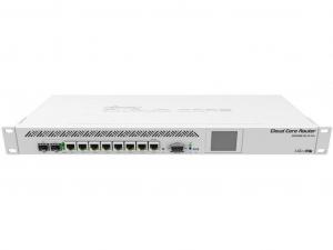 MikroTik CCR1009-7G-1C-1S+ 7port GbE 1xSFP/RJ45 combo 1xSFP+ 9magos CPU Cloud Core™ Router