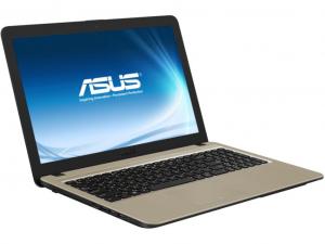 Asus VivoBook 15 X540NA-GQ136T 15.6 HD - Intel® Celeron N3350 - 4GB - 256GB - Win 10 - Fekete notebook
