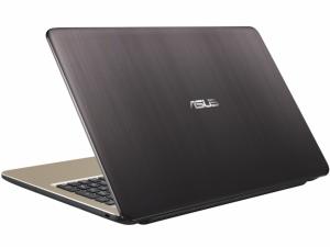 Asus VivoBook X540NA-GQ020T 15,6 HD/Intel® Celeron N3350/4GB/128GB/Int. VGA/Win10/csokoládé fekete laptop