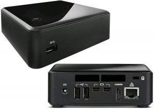 Intel® NUC D33217GKE mini használt PC