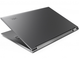 Lenovo Yoga C930-13IKB 81C4004VHV 13.9 FHD IPS Touch, 8GB, 512GB SSD, Win10H, fekete notebook