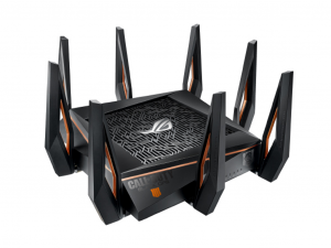 ASUS ROG GT-AX11000 háromsávos gaming router