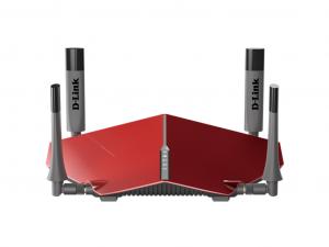 D-Link DIR-885L vezeték nélküli MU-MIMO router