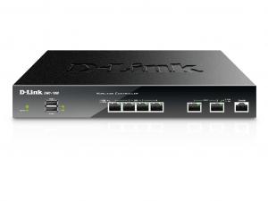D-Link DWC-1000 vezeték nélküli kontroller DWL-3600AP,6600AP,8600AP hozzáférési pontokhoz