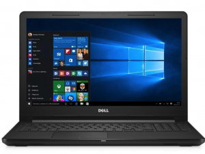Dell Vostro 3568 N2027WVN3568EMEA01- 15.6 HD, Intel® Core™ i3 Processzor-7020U, 4GB DDR4, 1TB HDD, Intel® HD Graphics 620, Win10Pro, fekete notebook