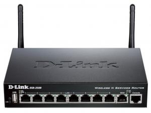 D-Link DSR-250N vezeték nélküli router