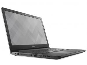 Dell Vostro 3568 - 15.6 FHD, Intel® Core™ i3 Processzor-7020U, 4GB DDR4, 1TB HDD, Intel® HD Graphics 620, linux, fekete notebook
