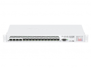 Mikrotik CCR1036-12G-4S-EM Cloud Core™ Router