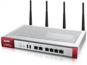 ZyXEL USG60W-EU0101F tűzfal - 2 x GE WAN, 4 x LAN/DMZ, 2 x USB