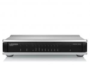 Lancom 1783VA ISDN Router - 4 Gigabit Ethernet - VDSL2/ADSL2+ - falra, szekrénybe szerelhető