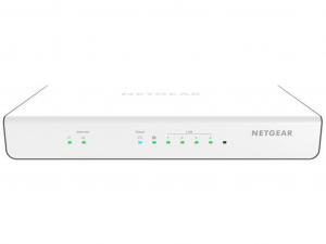 NETGEAR BR500-100PES Router, szekrénybe, falra szerelhető