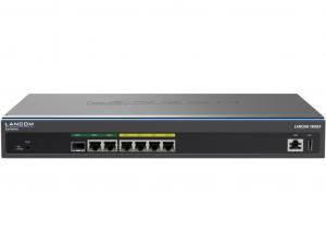 LANCOM Systems 1900EF Router - 6 x Gigabit Ethernet, 1 x COM, 1 x USB 2.0, 1 x SFP/TP