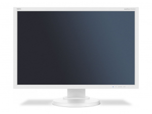 NEC Display MultiSync E245WMi - 24 Colos WUXGA monitor - Fehér