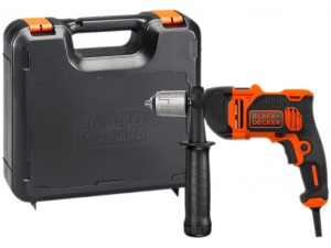 Black & Decker BEH850K-QS 850W ütvefúró kofferben
