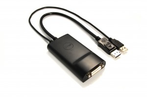 Dell Adapter DisplayPort to DVI (Dual Link)