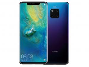 Huawei Mate 20 Pro 128GB 6GB Single Sim Alkonyat színű Okostelefon