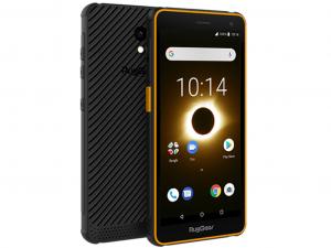 RugGear RG650 IP68 ütés- és vízálló fekete telefon