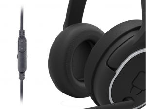 Venom VS2855 Nighthawk fekete Gaming headset