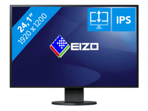 EIZO EV2456-BK EcoView Ultra-Slim - 24.1 Colos WUXGA IPS monitor
