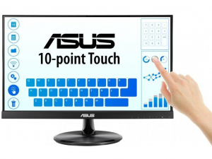 ASUS VT229H - 21.5 Colos Full HD IPS érintőkijelzős monitor