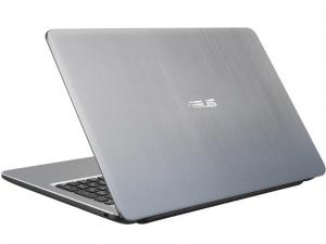 Asus X540LA-XX1385T 15,6 HD, Intel® Core™ i3 Processzor-5005U, 4GB, 256GB SSD, DVD, Win10, ezüst notebook