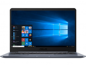 Asus E406MA-EB031T -14 FHD Matt, Intel® Pentium N5000, 4GB DDR4, 128GB eMMC, UHD Graphics 605, Window 10 S, Ezüst Laptop