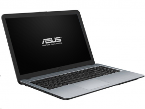 ASUS X540MA-DM166 15.6 FHD/Intel® Quad-Core™ N4100/8GB/256GB/Int. VGA/DVD/linux/ezüst laptop