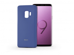 Samsung G965F Galaxy S9 Plus szilikon hátlap - Roar All Day Full 360 - kék