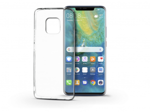 Huawei Mate 20 Pro szilikon hátlap - Ultra Slim 0,3 mm - transparent