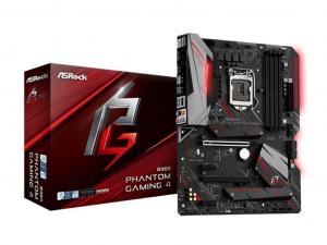 ASRock B365 Phantom Gaming 4 alaplap - s1151, Intel® B365, ATX