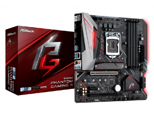 Asrock B365M Phantom Gaming 4 - S1151, Intel® B365, mATX