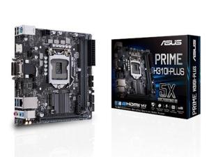ASUS PRIME H310I-PLUS R2.0 alaplap - s1151, Intel® H310, mITX