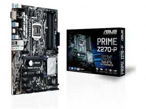 ASUS PRIME Z270-P alaplap - s1151, Intel® Z270, ATX