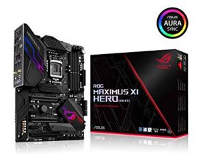 ASUS ROG MAXIMUS XI HERO (WI-FI) alaplap - s1151, Intel® Z390, ATX
