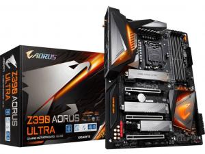 GIGABYTE Z390 AORUS ULTRA alaplap - s1151, Intel® Z390, ATX