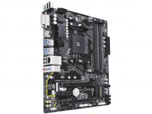 GIGABYTE GA-AB350M-DS3H V2 alaplap - sAM4, AMD B350, mATX