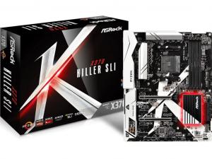 ASRock X370 KILLER SLI alaplap - sAM4, AMD X370, ATX