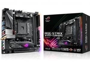 ASUS ROG STRIX X470-I GAMING alaplap - sAM4, AMD X470, mITX