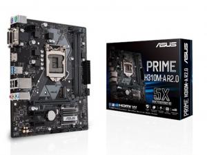ASUS PRIME H310M-A R2.0 Intel® H310 LGA1151 mATX alaplap