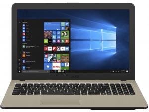 Asus VivoBook X540UB-GQ750T 15.6 HD, Intel® Core™ i3 Processzor-7020U, 4GB, 1TB HDD, NVIDIA GeForce MX110 - 2GB, Win10, csokoládé fekete notebook