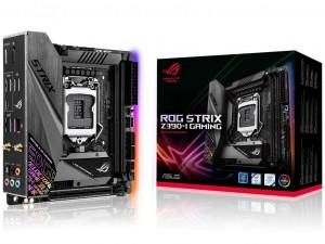 ASUS ROG STRIX Z390-I GAMING alaplap - s1151, Intel® Z390, mITX