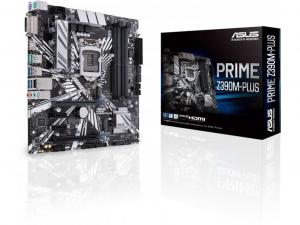 Asus Prime Z390M-PLUS alaplap - s1151, Intel® Z390, mATX
