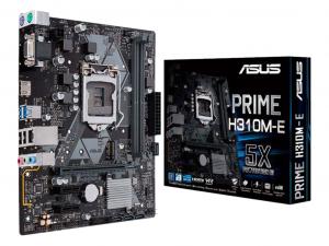 ASUS PRIME H310M-E/CSM alaplap - s1151, Intel® H310, mATX