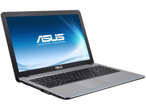 Asus X540LA-XX1032 15.6 HD, Intel® Core™ i3 Processzor-5005U, 4GB, 500GB HDD, linux, ezüst notebook
