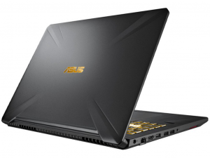 Asus TUF FX505GM-AL499 15.6 FHD, Intel® Core™ i7 Processzor-8750H, 8GB, 256GB SSD, NVIDIA GeForce GTX 1060 - 6GB, Dos, gold steel notebook