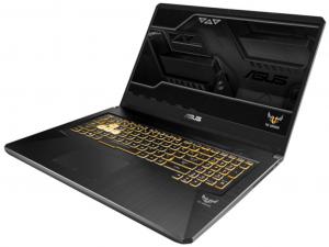 Asus TUF FX505GE-ES158T 15.6 FHD, Intel® Core™ i7 Processzor-8750H, 16GB, 256GB SSD + 1TB HDD, NVIDIA GeForce GTX 1050Ti - 4GB, Win10Home, gold steel notebook