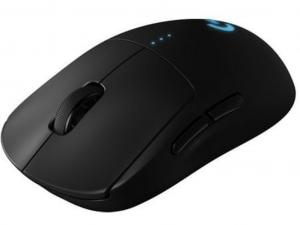 Logitech G PRO vezeték nélküli gamer egér - fekete